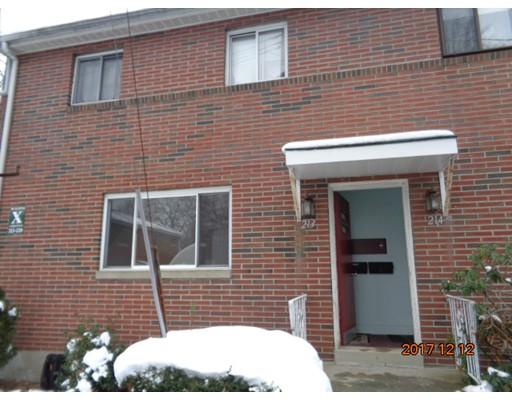 Appartement voor Verkoop een t 213 Bishop Drive 213 Bishop Drive Framingham, Massachusetts 01702 Verenigde Staten