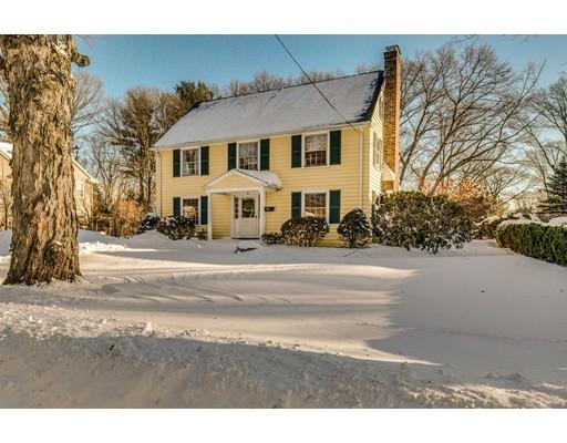 Casa Unifamiliar por un Venta en 65 Fletcher Road 65 Fletcher Road Bedford, Massachusetts 01730 Estados Unidos