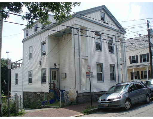 Multi-Family Home for Sale at 74 Thorndike Street 74 Thorndike Street Cambridge, Massachusetts 02141 United States