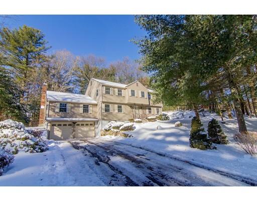 Maison unifamiliale pour l Vente à 383 Border Road 383 Border Road Concord, Massachusetts 01742 États-Unis