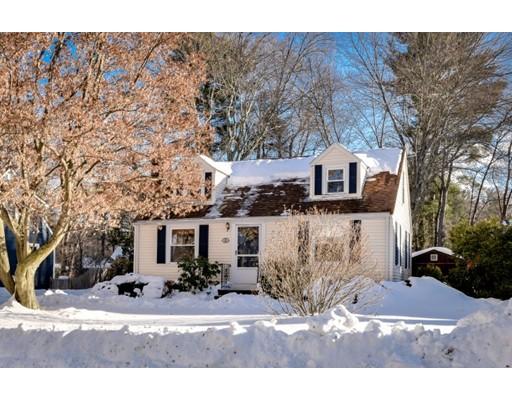 Eensgezinswoning voor Verkoop een t 45 Jean Street 45 Jean Street Framingham, Massachusetts 01701 Verenigde Staten
