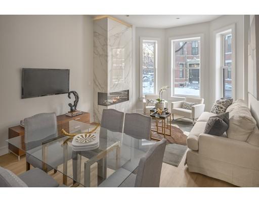 Condominium for Sale at 10 Gloucester Street 10 Gloucester Street Boston, Massachusetts 02116 United States