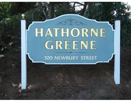 Appartement en copropriété pour l à louer à 320 Newbury Street #402 320 Newbury Street #402 Danvers, Massachusetts 01923 États-Unis