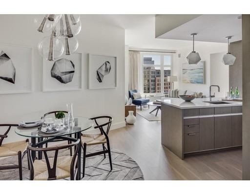 Частный односемейный дом для того Аренда на 100 Lovejoy Place 100 Lovejoy Place Boston, Массачусетс 02114 Соединенные Штаты