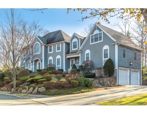 Частный односемейный дом для того Продажа на 9 BIRCH WOODS DRIVE 9 BIRCH WOODS DRIVE Beverly, Массачусетс 01915 Соединенные Штаты