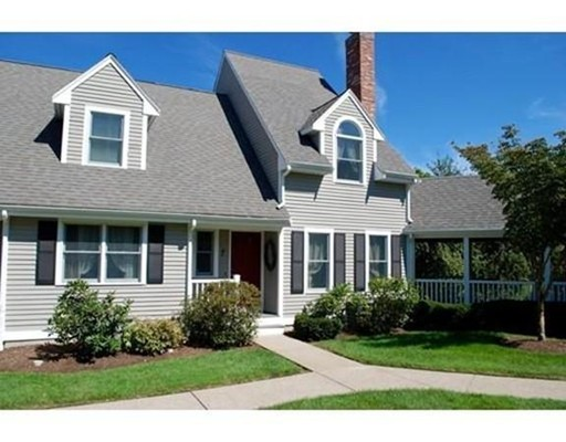 Townhouse for Rent at 18 Union #4 18 Union #4 Natick, Massachusetts 01760 United States