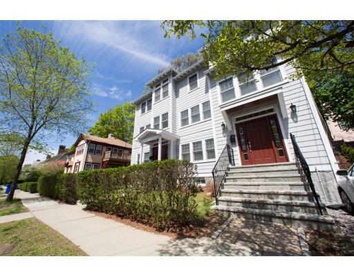 Частный односемейный дом для того Аренда на 37 Beaconsfield Road 37 Beaconsfield Road Brookline, Массачусетс 02445 Соединенные Штаты