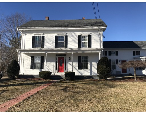 Single Family Home for Sale at 301 Main Street 301 Main Street Spencer, Massachusetts 01562 United States