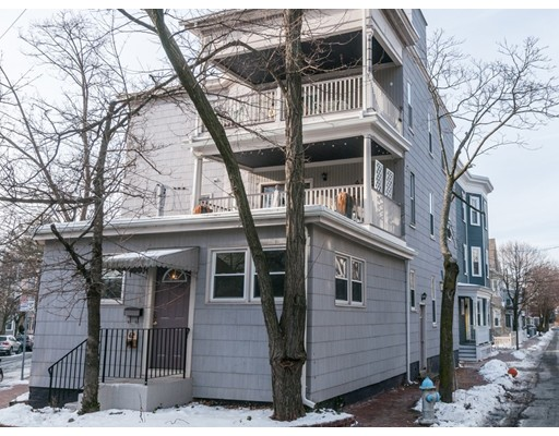 Condominium for Sale at 60 Magnolia Avenue 60 Magnolia Avenue Cambridge, Massachusetts 02138 United States