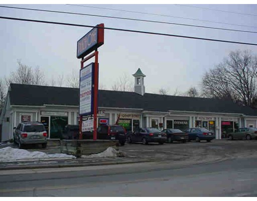 Comercial por un Venta en 37 Crystal Ave C 123/Multi 022 37 Crystal Ave C 123/Multi 022 Derry, Nueva Hampshire 03038 Estados Unidos