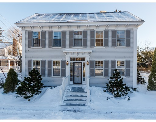 Single Family Home for Sale at 35 Marlboro Street 35 Marlboro Street Newburyport, Massachusetts 01950 United States