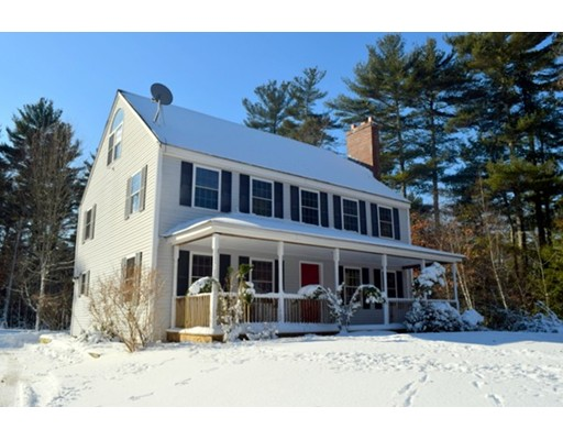 Single Family Home for Sale at 109 West Street Plympton, Massachusetts 02367 United States