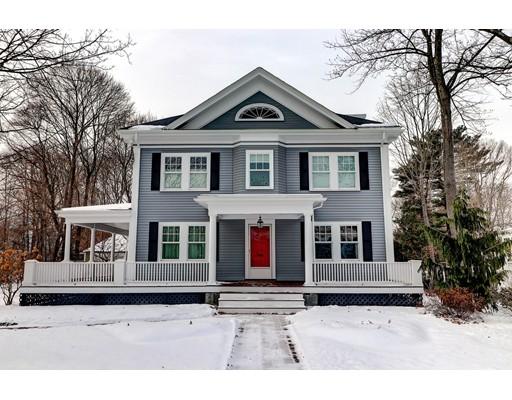 Single Family Home for Sale at 32 N Main Street 32 N Main Street Sharon, Massachusetts 02067 United States