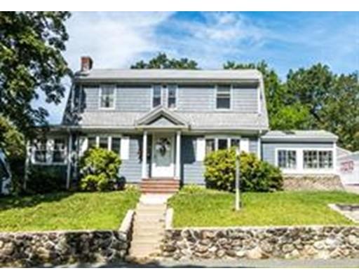 Single Family Home for Sale at 58 Prentice Street 58 Prentice Street Waltham, Massachusetts 02451 United States