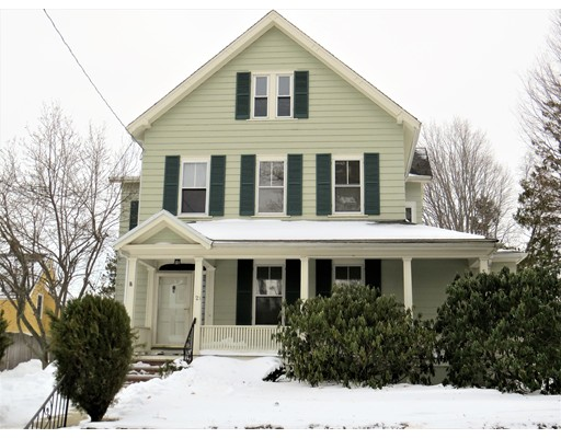 Single Family Home for Sale at 21 Wave Avenue Wakefield, Massachusetts 01880 United States