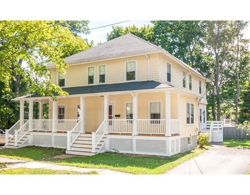 Casa Unifamiliar por un Alquiler en 23 Fairview Avenue Reading, Massachusetts 01867 Estados Unidos