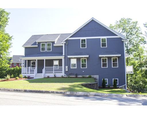Maison unifamiliale pour l Vente à 5 Brook Road 5 Brook Road Woburn, Massachusetts 01801 États-Unis
