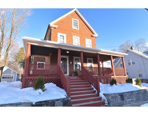 Single Family Home for Sale at 17 Warren Street 17 Warren Street Everett, Massachusetts 02149 United States