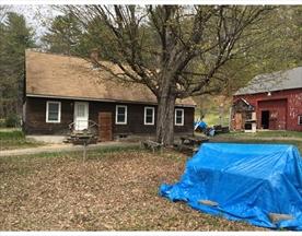 Property for sale at 142 West Orange Rd., Orange,  Massachusetts 01364