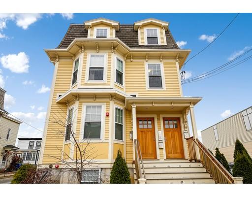 Condominium for Sale at 36 Rush Street 36 Rush Street Somerville, Massachusetts 02145 United States
