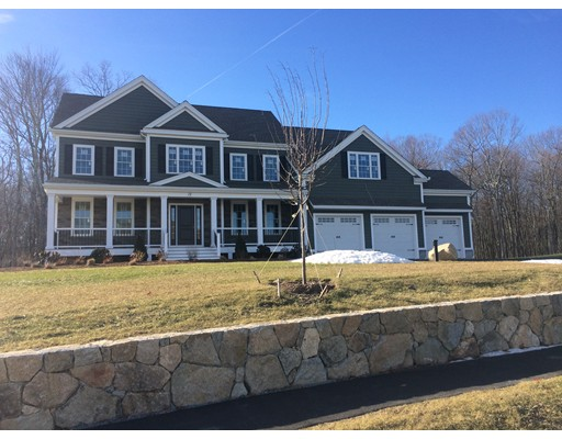 Single Family Home for Sale at 12 Hunters Ridge Way Lot 5 12 Hunters Ridge Way Lot 5 Hopkinton, Massachusetts 01748 United States