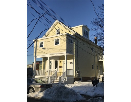 Multi-Family Home for Sale at 79 derby Street 79 derby Street Somerville, Massachusetts 02145 United States