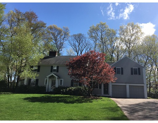 Single Family Home for Rent at 23 Westwood Rd #23 23 Westwood Rd #23 Wellesley, Massachusetts 02482 United States