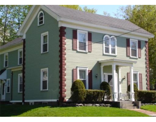 独户住宅 为 出租 在 45 Walnut Street Leominster, 马萨诸塞州 01453 美国