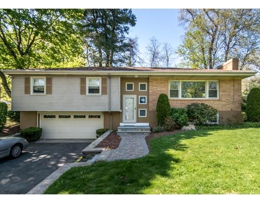 独户住宅 为 销售 在 40 FOREST STREET 40 FOREST STREET 沃尔瑟姆, 马萨诸塞州 02452 美国