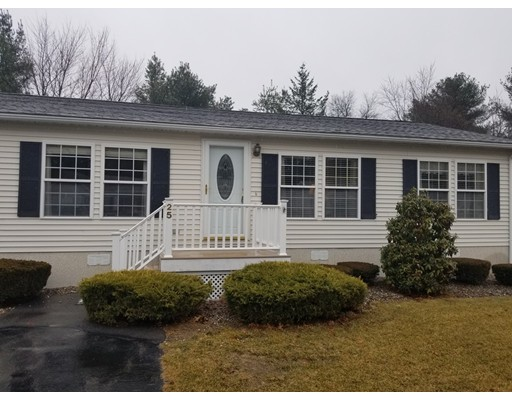 Single Family Home for Sale at 25 Trailwood Drive 25 Trailwood Drive Bridgewater, Massachusetts 02324 United States