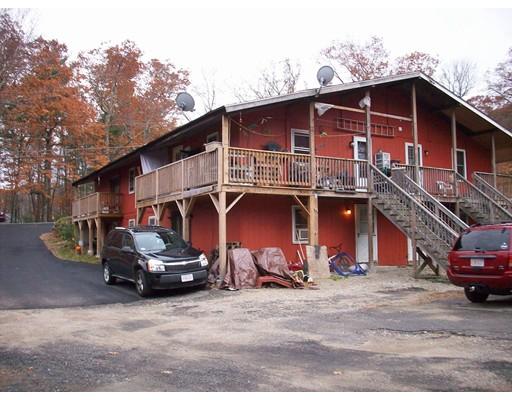 多户住宅 为 销售 在 131 Muggett Hill Road 131 Muggett Hill Road Charlton, 马萨诸塞州 01507 美国