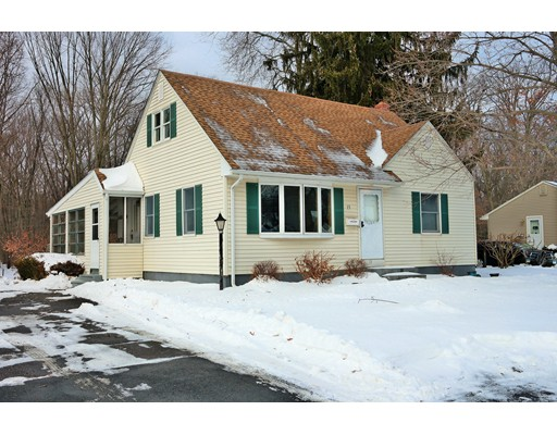 Single Family Home for Sale at 13 Beech Road 13 Beech Road Enfield, Connecticut 06082 United States
