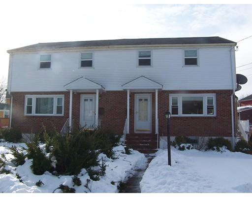 Casa unifamiliar adosada (Townhouse) por un Alquiler en 22 canton #22 22 canton #22 Randolph, Massachusetts 02368 Estados Unidos