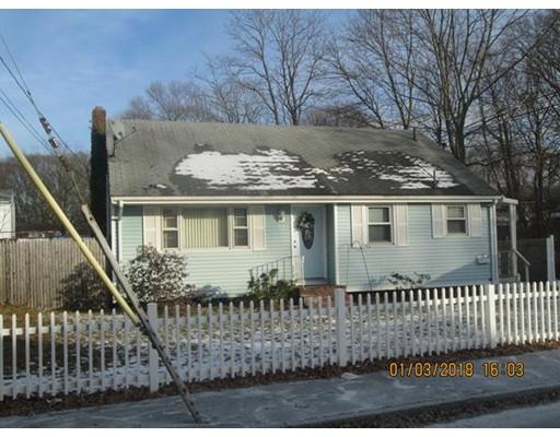 Single Family Home for Sale at 84 Taylor Avenue 84 Taylor Avenue Brockton, Massachusetts 02302 United States