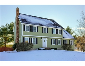 38 Wilshire Circle  is a similar property to 167 Old Pasture Rd  Dracut Ma