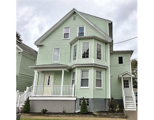 Apartamento por un Alquiler en 11 Fairmount St #1 11 Fairmount St #1 New Bedford, Massachusetts 02740 Estados Unidos