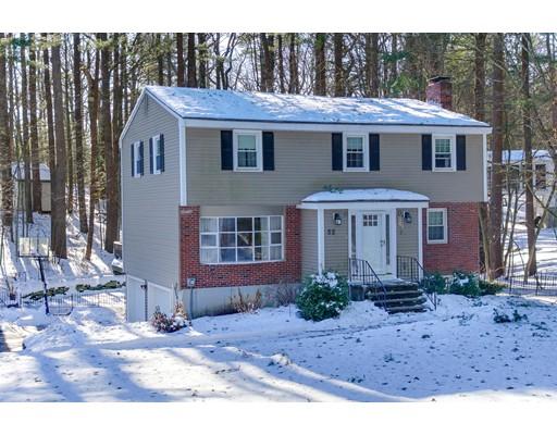 独户住宅 为 销售 在 52 Milk Porridge Circle 52 Milk Porridge Circle 诺斯伯勒, 马萨诸塞州 01532 美国