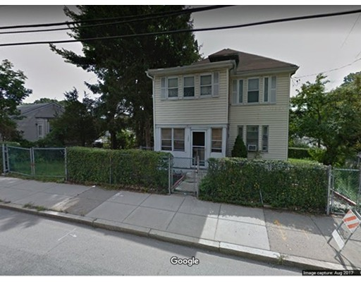 Picture 1 of 122 Wood Ave  Boston Ma  5 Bedroom Multi-family#