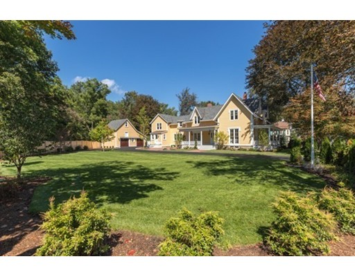 Single Family Home for Sale at 16 Hancock Street 16 Hancock Street Lexington, Massachusetts 02420 United States
