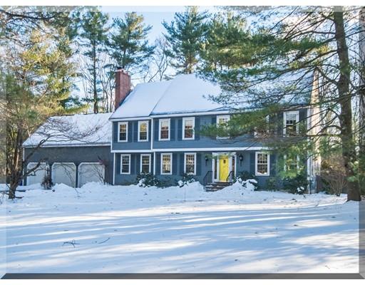 Casa Unifamiliar por un Venta en 8 Seminole Circle 8 Seminole Circle Andover, Massachusetts 01810 Estados Unidos