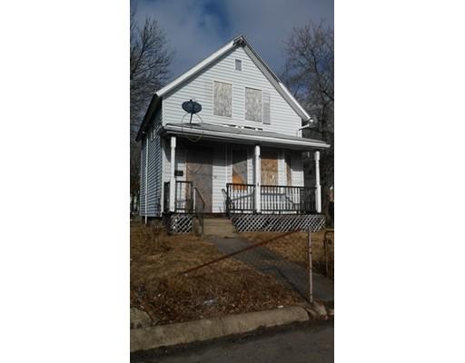 Single Family Home for Sale at 24 East Ashland 24 East Ashland Brockton, Massachusetts 02301 United States
