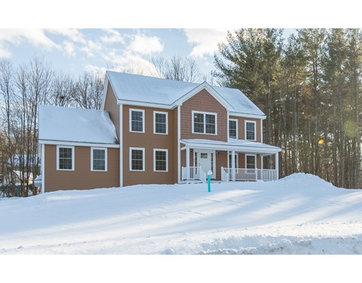 Single Family Home for Sale at 1 Orchard Park Lane 1 Orchard Park Lane Hudson, New Hampshire 03051 United States