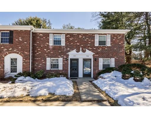 Condominium for Sale at 1907 Windsor Drive 1907 Windsor Drive Framingham, Massachusetts 01701 United States
