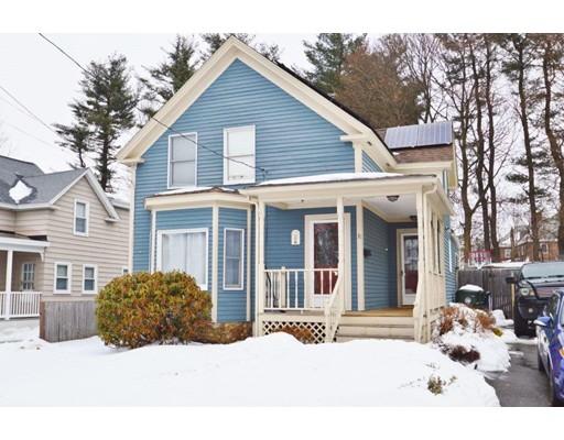 Casa Unifamiliar por un Venta en 31 Boudreau Avenue 31 Boudreau Avenue Marlborough, Massachusetts 01752 Estados Unidos