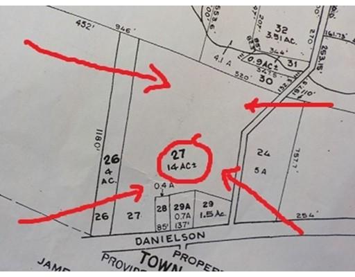 Casa Unifamiliar por un Venta en 1 Snagwood Road 1 Snagwood Road Foster, Rhode Island 02825 Estados Unidos