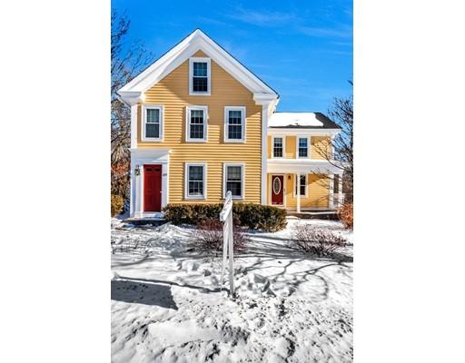 Частный односемейный дом для того Продажа на 273 Hayden Rowe Street 273 Hayden Rowe Street Hopkinton, Массачусетс 01748 Соединенные Штаты