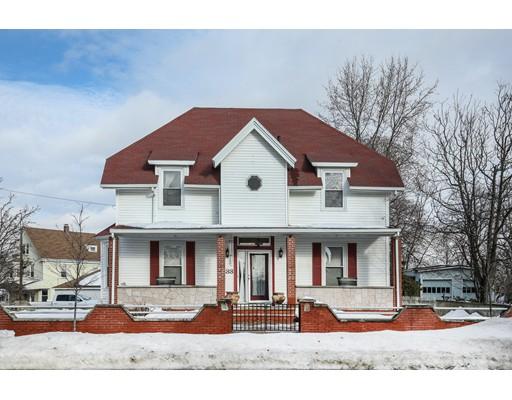 Single Family Home for Sale at 133 Washington Street 133 Washington Street Peabody, Massachusetts 01960 United States