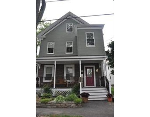 Single Family Home for Rent at 9 Pearl Street Wakefield, Massachusetts 01880 United States