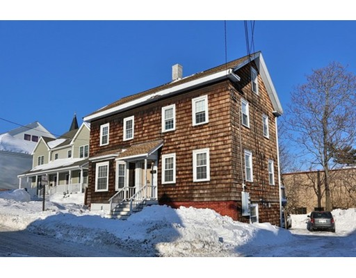 Picture 1 of 10 Prospect St  Woburn Ma  4 Bedroom Multi-family
