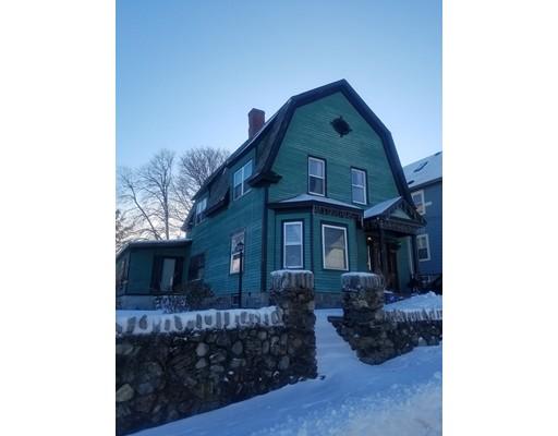 Maison unifamiliale pour l Vente à 5 Harriman Street 5 Harriman Street Lawrence, Massachusetts 01841 États-Unis
